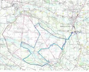 Blå Rute 31 km